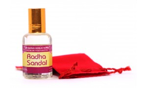 Radha Sandal Attar Review