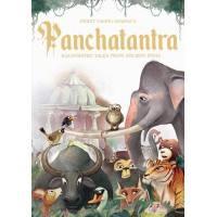 Panchatantra : Illustrated Tales From Ancient India (Hardback, Special edition)