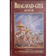 Bhagavad-gita As It Is (DELUXE)